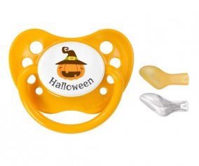 1 Nip Halloween Citrouille Orange