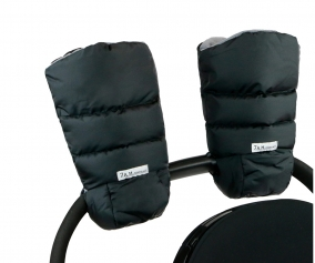 Manopole 7 A.M. Enfant WarmMuffs HM500 Black