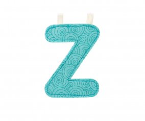 Fabric Letter Z Lilliputiens