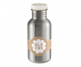 Bouteille Personnalisable Inox Blafre Blanche 500 ml