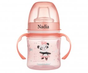 Tasse Anti-Goutte Personnalisable Sweetfun Rose 120