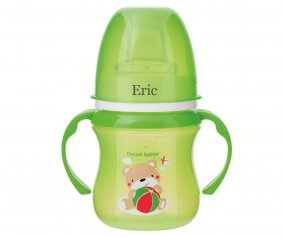Tasse Anti-goutte Personnalisable Sweetfun Verte 120