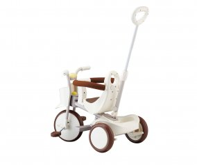 Tricycle Iimo Gentle White