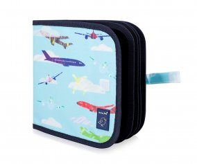 Aeroplanes Doodle It & Go Chalk Book