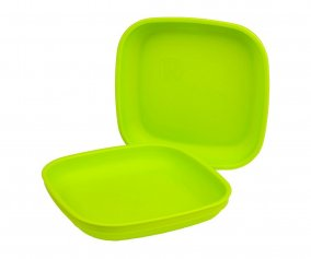 Re-Play 2 Pack Flat Plate green