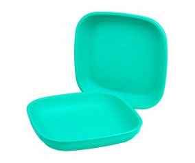 Re-Play 2 Pack Flat Plate Aqua