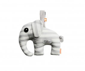 Musical toy, Elphee, grey