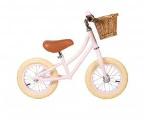 BALANCE BIKE BANWOOD FIRST GO GIRL PINK