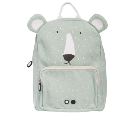 Zaino Trixie Mr.Polar Bear Personalizzato