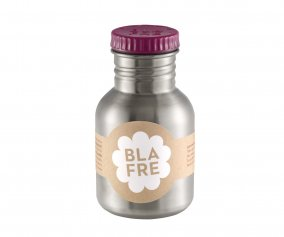 Stainless Steel Bottle Plum 300 ml