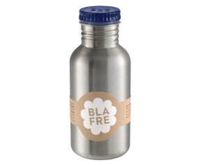 Stainless Steel Bottle Navy Blue 500 ml