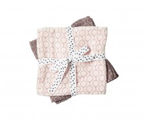 Swaddle, 2-pack, Balloon, powder