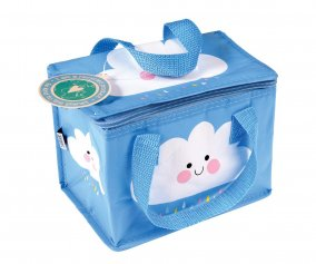 Personalised Happy Cloud Thermal Snack Bag