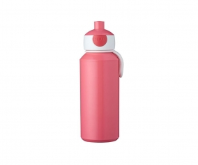 Garrafa Campus Pop-Up Personalizada Rosa 400ml