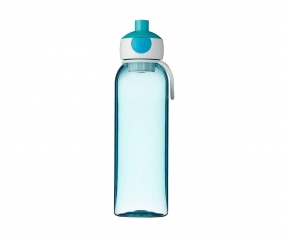 Garrafa Campus Pop-Up Personalizada Turquesa 500ml