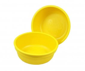Re-Play 2 Pack Bowls Brillant Yellow