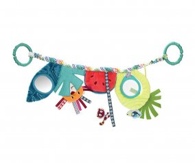 Activity Chain for Stroller Georges
