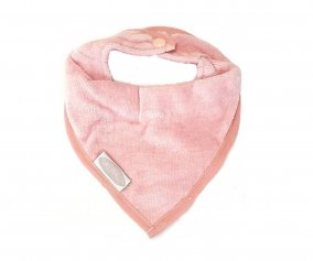 Petit Bavoir Silly Billyz Rose pastel