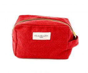 Trousse Tournelles Apple Red Personalizzabile
