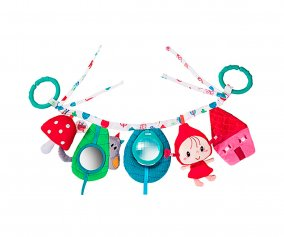 Activity Chain for Stroller Red Riding Hood