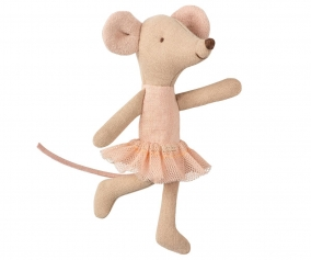 Topina Ballerina Mouse Little Sister