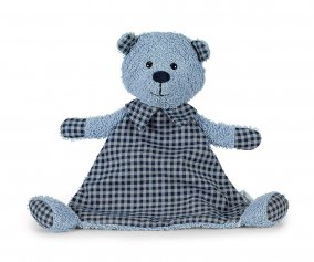 Doudou Medium Baylee Azul Personalizable