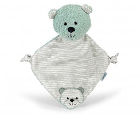 Doudou Medium Baylee Verde Personalizable