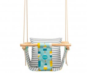 Altalena Baby Swing Blue Popsicle