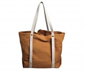 Sac Cabas Personnalisable Ocre