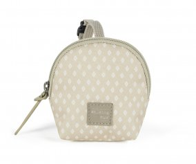 Funda Chupete Happy Chic Beige