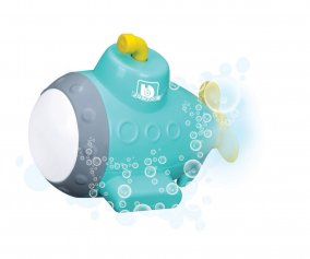 Gioco Bagno Splash'N Play Submarine Projector
