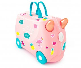 Valise Trunki Flamant