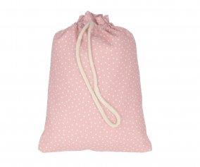Sac Maillot De Bain Mini Dot Rose