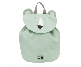 Mini Zaino Trixie Mr.Polar Bear Personalizzato