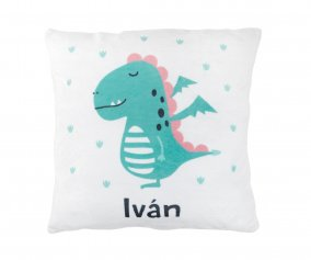 Coussin Dragon Personnalisable