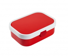 Red Midi Campus Lunch Box