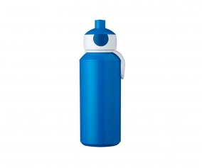 Garrafa Campus Pop-Up Personalizada Azul 400ml