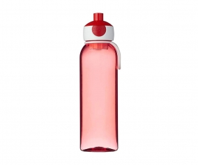Garrafa Campus Pop-Up Personalizada Vermelha 500ml