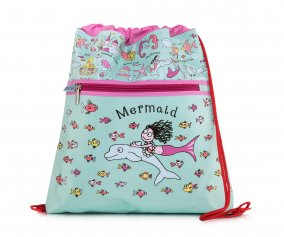 Mochila Saco Impermeable Under the Sea