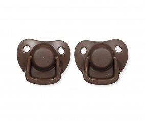 Pack 2 Succhietti Filibabba Moments Chocolate 0-6M