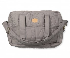 Borsa Materna Dark Grey
