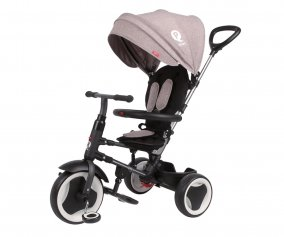 Tricycle Évolutif pliable Rito Gris