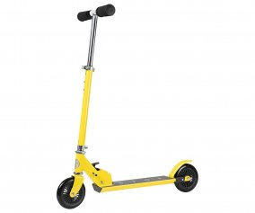 Monopattino Kickbike Basic Yellow