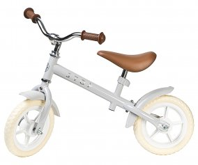 Balance Bike Vintage Light Grey