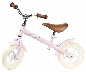 Balance Bike Vintage Light Pink