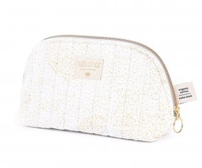 Neceser Holiday Gold Bubble-White Personalizzabile