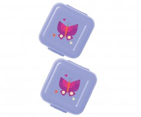 Pack 2 Mini Snack Box Butterfly Dreams