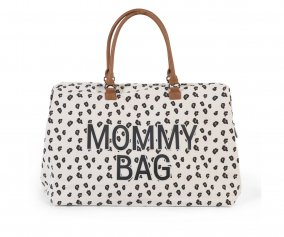 Borsone Mommy Bag Leopard