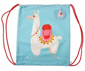 Sac à dos Personnalisable Dolly Lama
