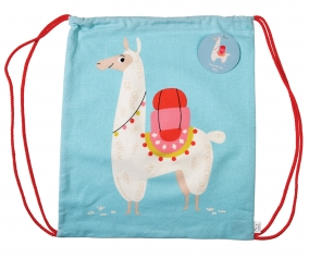 Personalised Dolly Llama Rucksack
